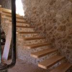 Rehabilitación casa rural Sierra Segura