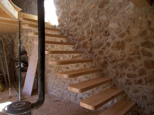 Casa alkaras en sierra seguracasa rural sierra segura - Rehabilitacion de casas rurales ...