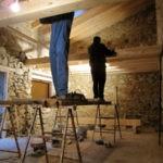 Rehabilitación casa rural Sierra de Cazorla
