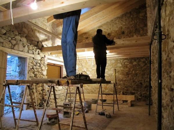 Casa alkaras en sierra seguracasa rural sierra segura cazorla - Rehabilitacion de casas ...