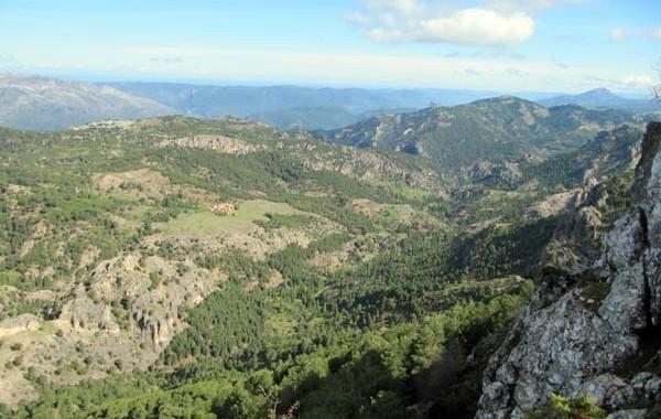 Nacimiento del Río Segura-Mirador Juan León