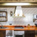 Cocina Casa Rural Santiago Pontones