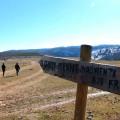 ruta El Cerezo-Mirador nacimiento río Frío