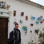 visita casa ALkaras Peal de Becerro