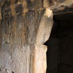 interior Tumba de Toya