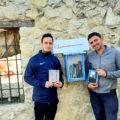 Bookcrossing en Santiago-Pontones